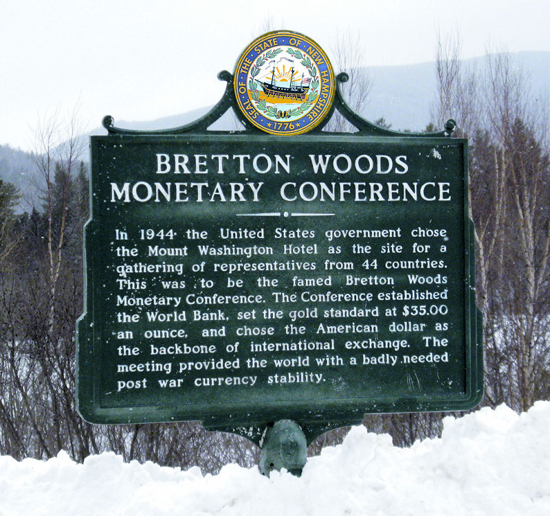 The massacre at bretton woods optimizing america the bretton woods agreement was developed in 1944 when delegates from 44 countries came together to discuss how competitive devaluation could be discouraged platinumwayz